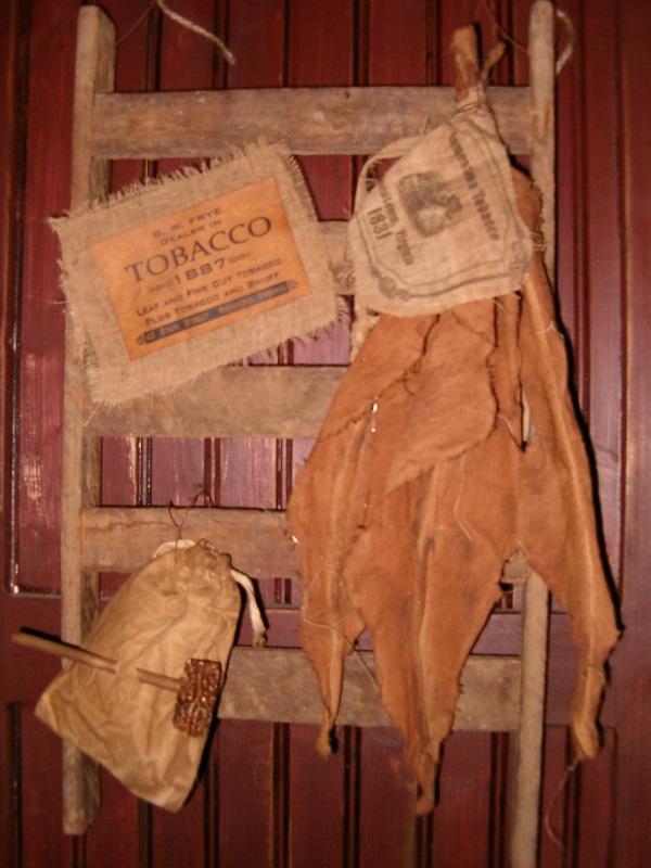 tobacco lath hanger
