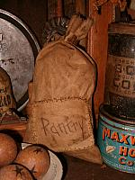 patched Pantry sack