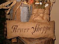flower shoppe pillow set