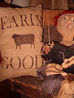 early goods pillow