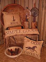 gathering room pillow set
