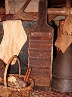 makedo wood and metal rub board