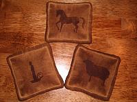 colonial coasters