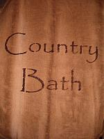 country bath accessories