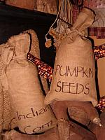 set of two Fall sacks