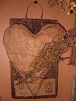 #865 1849 heart hanger