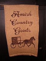 Amish Country Goods towel