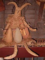 Willow bunny doll