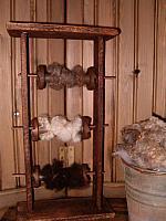 standing wool winders