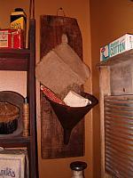 settlers soap board hanger