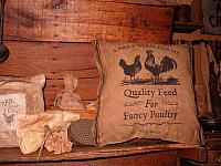 Early Birds  quality feed pillow
