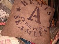 Bemis pillow