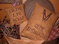 bath laundry pillow tucks
