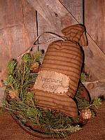 Horehound candy sack