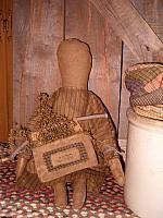 Avery 1810 doll