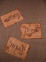 primitive bath patches
