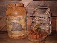 Anderson's Fine Chocolates jumbo jar