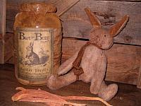 Bart the Bunny Easter Treats jumbo jar