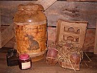 P. Cottontail's Egg Dye jumbo jar