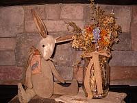 #1717 Emmitt bunny