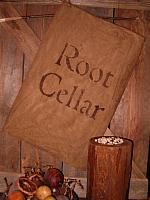 Root cellar sack